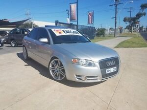 2008 Audi A4 B7 2.0 CVT Multitronic Sedan Cairnlea Brimbank Area Preview