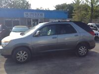 2003 Buick Rendezvous CX Plus Fully Certified and Etested!