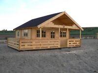 Summer house , green house , garden house , garden room