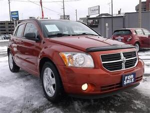 2009 DODGE CALIBER SXT * ONLY 110,000 KMS * LOADED  *