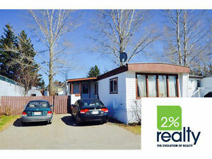 Affordable 2 Bedroom Home- Listed By 2% Realty