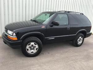 2005 Chevrolet Blazer LS Base