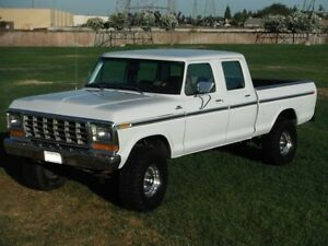 Looking for: 73-79 Ford F-250.