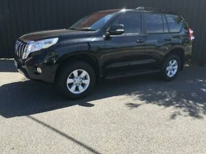2013 Toyota Landcruiser Prado KDJ150R MY14 GXL Ebony 5 Speed Automatic Wagon Moorabbin Kingston Area Preview