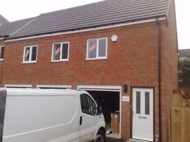 To Let 1 Bedroom Coachhouse Appartment Furnished Exchange Court Stapenhill Burton on Trent