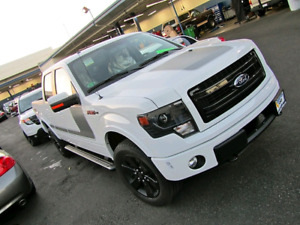 Ford f150 2010-2014 apperance package sticker kit