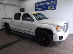 2015 GMC Sierra 1500 Denali 4x4 LEATHER NAVI SUNROOF