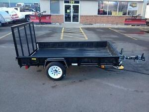 "NEW 2017 CARRY-ON 60"" x 8' UTILITY TRAILER"