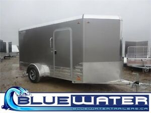 2018 Legend ALL Aluminum Deluxe V-Nose!! LOADED WITH FEATURES!