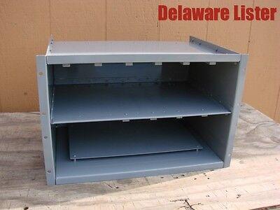 National HRO-60 Prototype Receiver Coil Storage Shelf Unit Ham Radio Shortwave