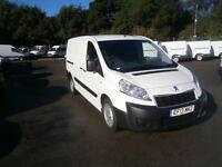 Peugeot Expert 1200 2.0 Hdi 130 H1 Van DIESEL MANUAL WHITE (2013)