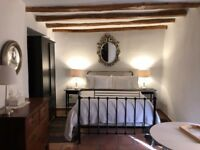Beautifully renovated stylish Bed and Breakfast/Family home for sale in an historic Andalucian town
