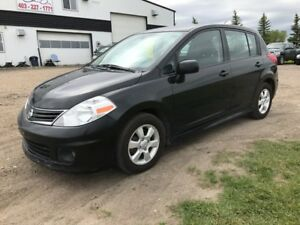 2010 Nissan Versa 1.8 SL Automatic Sunroof Only $6950!