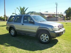 1999 Nissan Pathfinder ST (4x4) ST (4x4) 4 Speed Automatic 4x4 Wagon Alberton Port Adelaide Area Preview