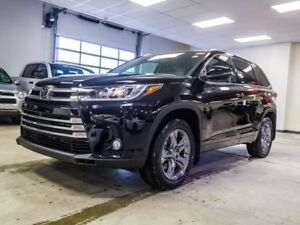 2018 Toyota Highlander Limited 4dr All-wheel Drive