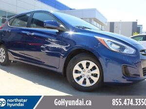 2017 Hyundai Accent GL 4DR HATCHBACK HEATED SEATS BLUE TOOTH
