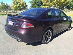2009 Ford Falcon XR6 FG XR6 Brown 5 Speed Automatic Sedan Warana Maroochydore Area Preview