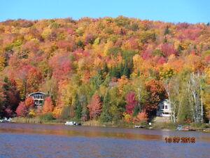 chalet ou maison 4 saisons, clé en mains,montagnes et lacs