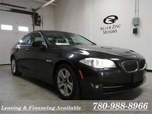 2011BMW528i,LOW Kms, Navi,Exec pkg,46328kms,MINT!