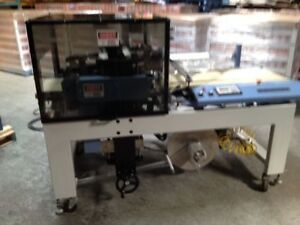 Conflex Auto L Sealer and Shrink Tunnel Matching Set