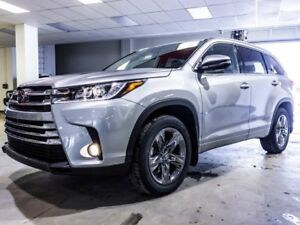 2018 Toyota Highlander *DEMO SPECIAL* LIMITED AWD
