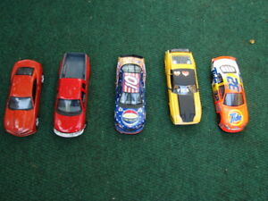 1/24 scale Die cast Collection cars
