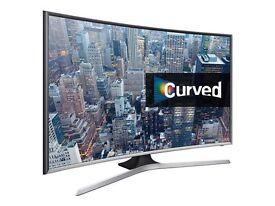 "Samsung UE48J6300AK 48"" Curved TV"