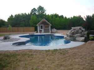 Looking for a new pool, Give us a call!