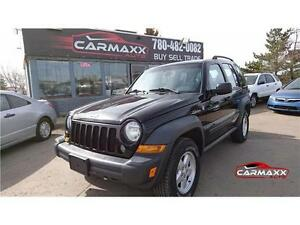 2007 Jeep Liberty Sport | ONLY 120K | AUTOMATIC | 4X4
