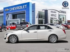 2014 Cadillac CTS Luxury AWD