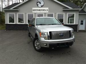 2011 Ford F 150 XLT SUPERCREW XTR PACKAGE
