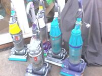 5 x dysons joblot spares or repairs