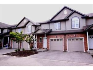 Condo Town home for rent immediate in strasburg road Kitchener