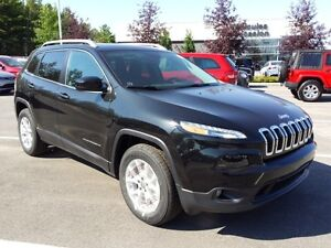 2016 Jeep Cherokee North 4X4 BLUETOOTH MAGS CAMÉRA HITCH DÉMARRE