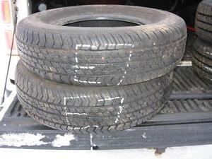 Motomaster All season 205/75 R15 97S Tires. E7