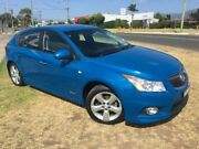2012 Holden Cruze JH MY12 SRi Perfect Blue 6 Speed Manual Hatchback Brownsville Wollongong Area Preview