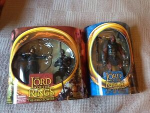 Lord of the RINGS figures MIB MOC lot 1 Orcs and more London Ontario image 3