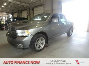 2012 Ram 1500 4WD Crew Cab Sport ABSOLUTE BEAUTY CLEAN CHEAP