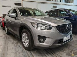 2013 Mazda CX-5 KE Series Maxx Sport Silver Sports Automatic Westmeadows Hume Area Preview