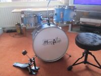 Music Alley Childs Drum kit