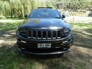 2016 Jeep Grand Cherokee WK MY15 SRT Granite Crystal Clear Coat 8 Speed Sports Automatic Wagon Mount Barker Mount Barker Area Preview