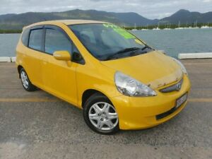 2006 Honda Jazz Yellow Hearse Parramatta Park Cairns City Preview