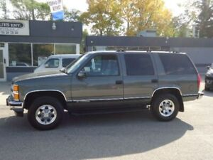 1999 Chevrolet Tahoe LT,ONE OWNER!! EXCEPTIONAL CONDITION!!