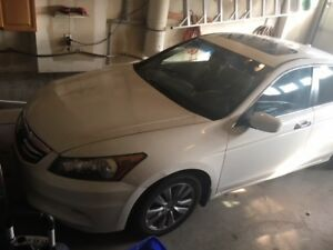 Honda Accord 2011  rebuilt Title in Good Condition