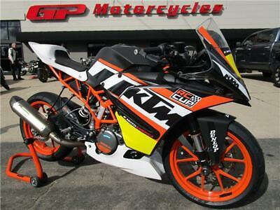 2016 KTM RC 390 CUP RACER DEMO RC 390 CUP RACER 2016 KTM RC 390 CUP RACER DEMO