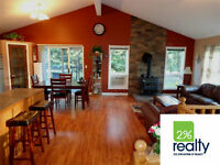 Stunning Acreage Close To RD-Blackfalds-Lacombe–Listed By 2%