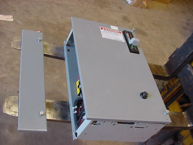 Eaton Cutler Hammer MCC Bucket Unitrol Size 3 100 Amp 50 HP