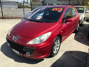 2006 Peugeot 307 T6 XSE Red 5 Speed Manual Hatchback St James Victoria Park Area Preview
