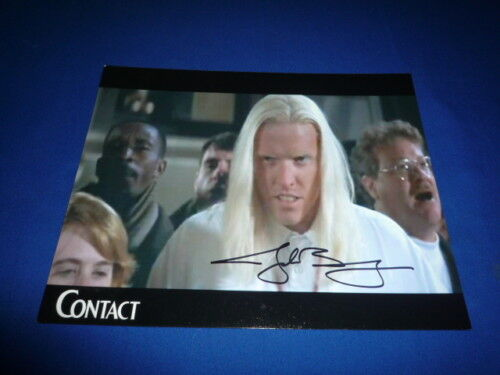 JAKE BUSEY signed autograph In Person 8x10 CONTACT