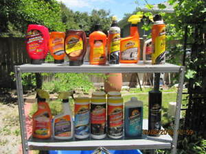 Classic 24 pc Lot Of ArmorAll Car Detailing Products 1/2 price